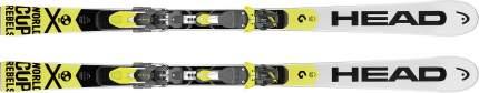 Горные лыжи Head Worldcup Rebels i.SL RD Team JRP RDX + SX 9 Jr. Race 2018, 144 см