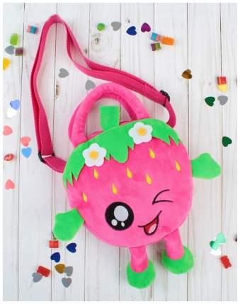 """Детская сумка """"Ягодка"""", розовая"""