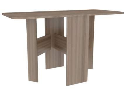 Мини стол-книжка из дерева раскладной Мебельсон Мечта Ясень Шимо темный