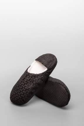 Домашние тапочки мужские Jimmy Fashion 7008-1 черные 39-40 RU