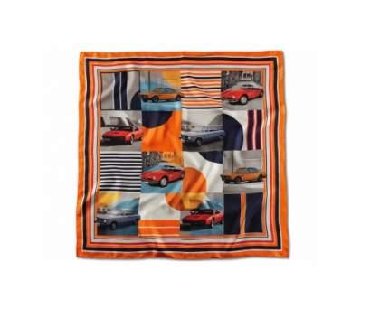Шелковый платок BMW Classic Silk Scarf, Orange