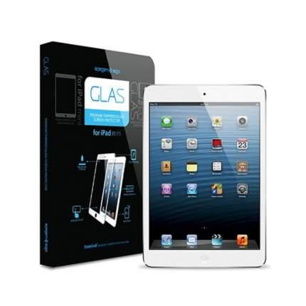 Защитное стекло для планшета Spigen SGP GLAS для iPad mini White
