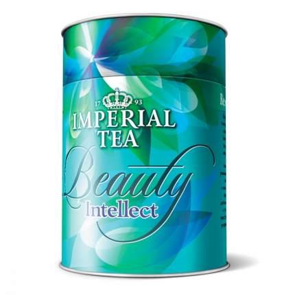 Чай Imperial Tea Beauty Intellect черный зеленый с добавками 100 г