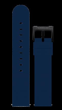 Ремешок для часов Noerden PAB-00010 синий 20 мм