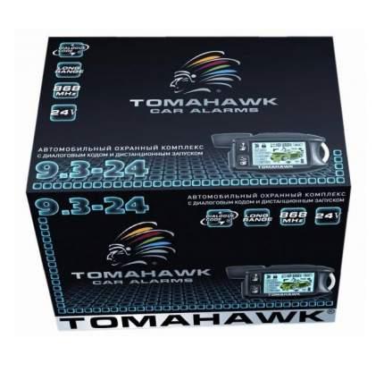 Автосигнализация TOMAHAWK 9.3-24 с автозапуском