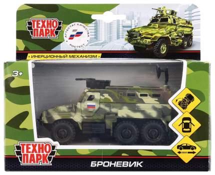 Бронеавтомобиль Технопарк SB-17-60-A(GN)-WB