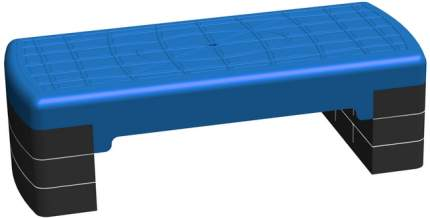 Степ-платформа Leco 3 уровня синяя
