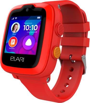 Детские cмарт-часы Elari KidPhone 4G Red