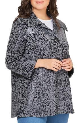 Куртка женская OLSI 1917006/2 серая 68 RU