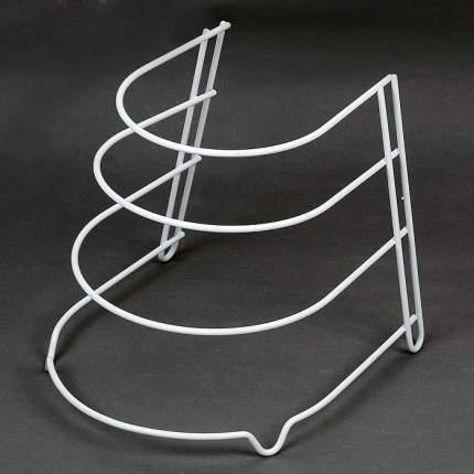 Подставка Metaltex 36,27,04 95 на 4 сковороды Sierra