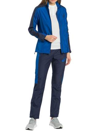 Спортивный костюм Asics Lined Suit, blue/peacoat, L INT