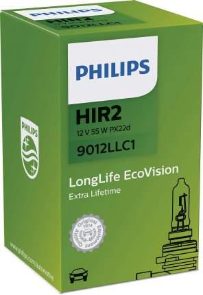 Лампа  Hir2 9012 Ll 12v 55w Px22d Philips арт. 9012ll