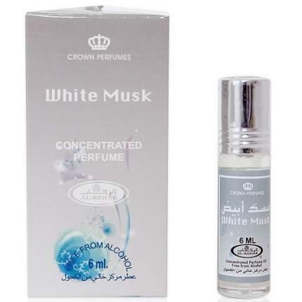 Масло парфюмерное Al Rehab White Musk, 6 мл