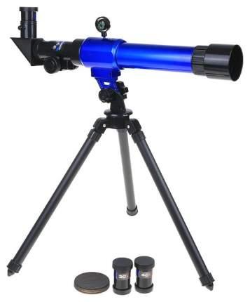 Телескоп настольный Sima-Land синий х20х30х40
