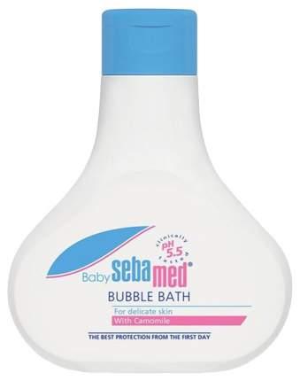 Пена для ванны Sebamed Baby bubble bath 200 мл
