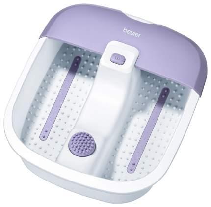 Массажная ванночка для ног Beurer FB12 white/purple