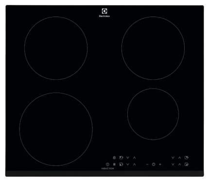 Встраиваемая варочная панель индукционная Electrolux IME6440KF Black