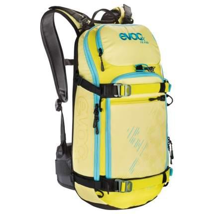 Велосипедный рюкзак EVOC FR Pro M/L 20 л желтый