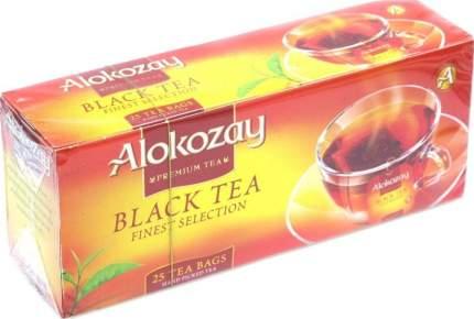 Чай черный Alokozay байховый 25 пакетиков