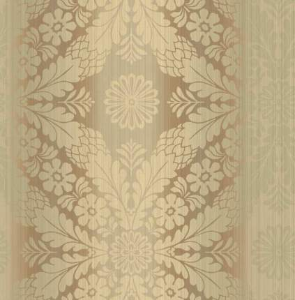 Обои бумажные Thibaut Baroque R0113