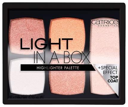 Хайлайтер Catrice Light In A Box Highlighter Palette 010 It's Glow Time 15 гр