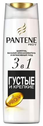 Шампунь PANTENE Pro-V Густые и Крепкие 3в1 90 мл