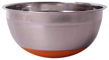 Миска Kamille 4349 Оранжевый, серебристый