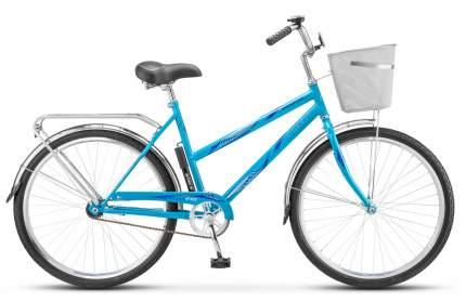 "Велосипед Stels Navigator 210 Lady 26 Z010  2018 19"" голубой"
