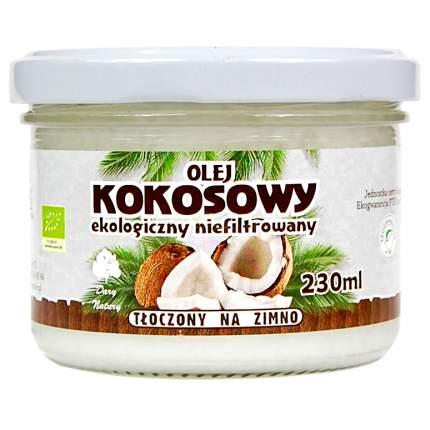 Масло Dary Natury кокосовое нефильтрованное эко 0.23 л