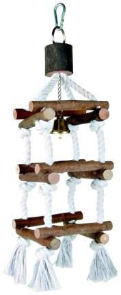 Лестница для птиц Trixie 34 см деревянная TX-5886