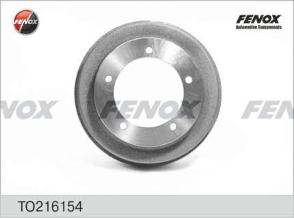 Барабан тормозной FENOX TO216154