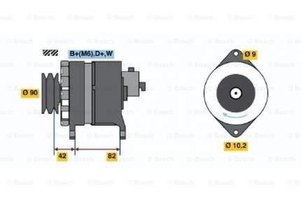 Генератор Bosch 6 033 GB5 001
