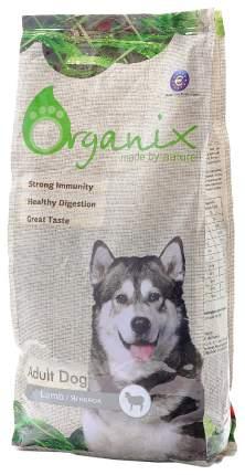 Сухой корм для собак Organix Adult Dog, ягненок, рис, 18кг