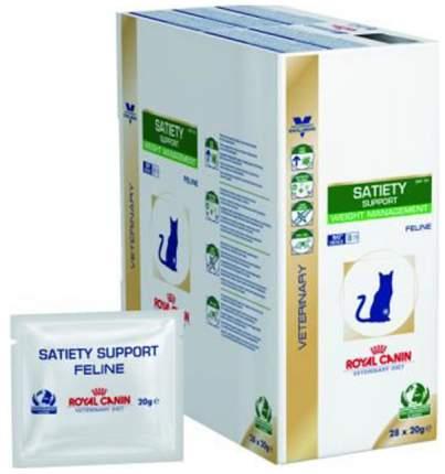 Сухой корм для кошек ROYAL CANIN Satiety Support Weight Management, контроль веса, 0,56кг