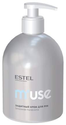 Крем для рук Estel Professional M'USE Защитный 475 мл