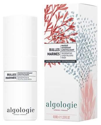Маска для лица Algologie Морские пузырьки 40 мл