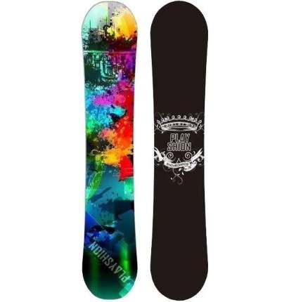 Сноуборд Playshion Paint 2017, 157 см