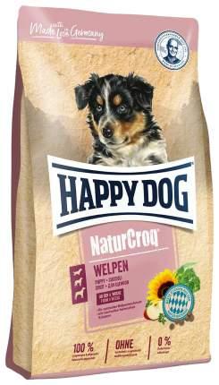 Сухой корм для щенков Happy Dog NatureCroq Welpen, птица, 4кг