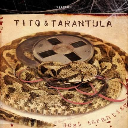 "Виниловая пластинка Tito & Tarantula ""Lost Tarantism"" (LP+CD)"