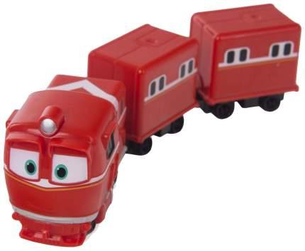 Паровозик с двумя вагонами Robot Trains Альф