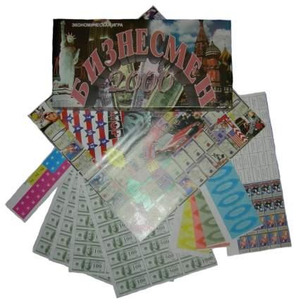 Настольная игра Русский стиль Бизнесмен 2000