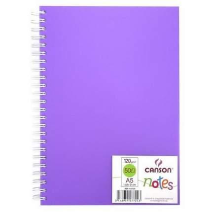 Блокнот для зарисовок Notes А5, 50 л, 120 г/м2, в ассортименте