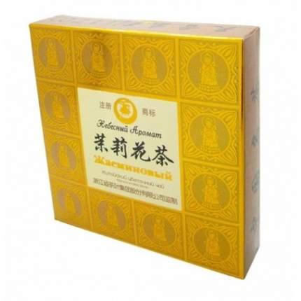 Чай цветочный листовой Небесный аромат жасминовый 120 г