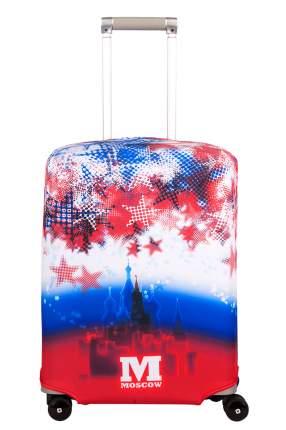 Чехол для чемодана Routemark Moscow SP240 разноцветный S