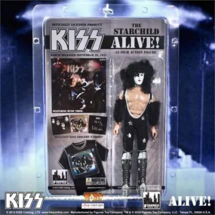 Коллекционная фигурка Kiss Alive! - The Starchild (Paul Stanley)