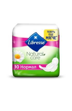 Гигиенические прокладки Libresse Natural Care Ultra Normal, 10 шт.