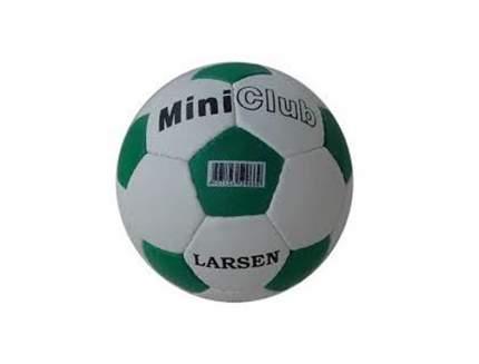 Сувенирный мяч Larsen Mini B-4/B-5 №1 white/green