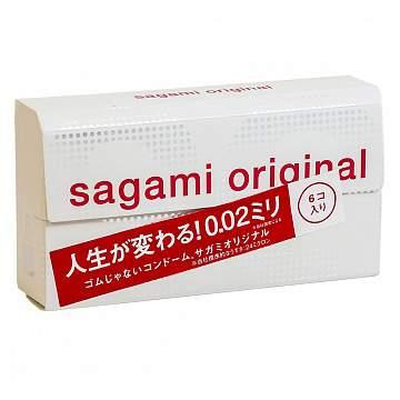 Презервативы Sagami Original 6 шт.