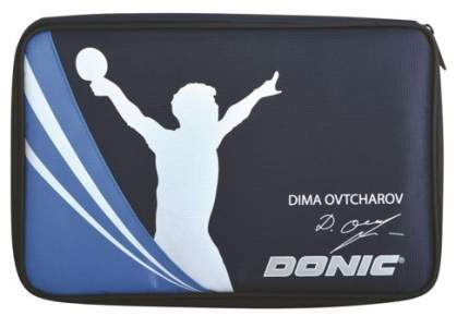 Чехол для ракетки Donic Ovtcharov синий
