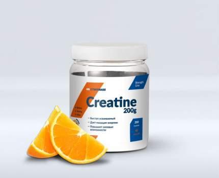 Креатин CyberMass Creatine Flavoured, 200 г, апельсин
